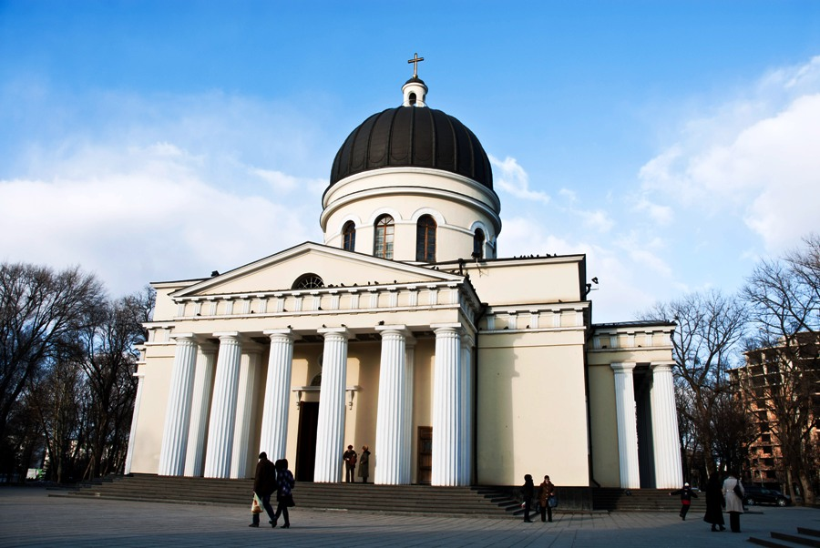 Nativity Cathedral, Chisinau