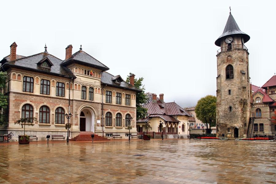 """Biserica """"Sf. Ioan Botezătorul"""", Piatra Neamț"""